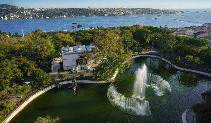 حديقة يلدز إسطنبول