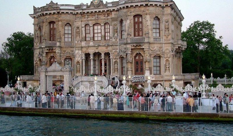 قصر المجيدية